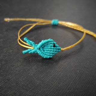 Gold macrame bracelet with petrol green fish Code: FISHG1005 Price: From 10€ to 7€ only ______________________________ Χρυσό μακραμέ βραχιόλι με πετρόλ ψάρι Κωδικός: FISHG1005 Τιμή: Από 10€ μόνο 7€ ______________________________ #jcmacrame #juliascollection #macrame #macraméfish #fish #macramejewelry #fishes #macramebracelet #bracelet #braceletoftheday #macramelove #macramedesign #petrol #green #greenfish #petrolina #jewelry #petrolonly #petrolmacrame #lovepetrol #loveit #❤️