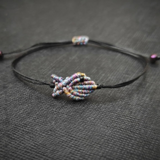 Black macrame bracelet with colorful fish Code: FISHB1001 Price: From 10€ to 7€ ______________________________ Μαύρο μακραμέ βραχιόλι με πολύχρωμο ψάρι Κωδικός: FISHB1001 Τιμή: Από 10€ μόνο 7€ ______________________________ #jcmacrame #juliascollection #macrame #macraméfish #fish #macramejewelry #fishes #macramebracelet #bracelet #braceletoftheday #allcolors #macramelove #macramedesign #colorfulfish #colorfuljewelry #colorfulmacrame #lovecolorful #colorful #loveit #❤️ #🐟