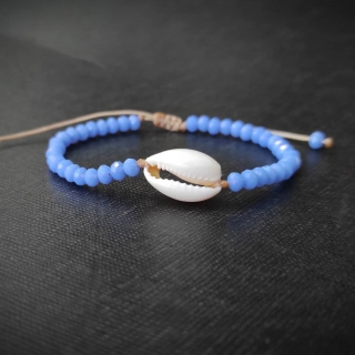 Summer bracelet with white shell and blue glass beads Code: SHELL4002 Price: From 6€ to 4.20€ only ______________________________ Καλοκαιρινό βραχιόλι με κοχύλι και μπλε γυάλινες χάντρες Κωδικός: SHELL4002 Τιμή: Από 6€ μόνο 4.20€ ______________________________ #jcmacrame #juliascollection #macrame #macrameshell #shell #macramejewelry #shells #macramebracelet #bracelet #braceletoftheday #macramelove #macramedesign #white #whiteshell #bluejewelry #bluemacrame #loveyblue #blue #blueonly #loveit #beads #❤️