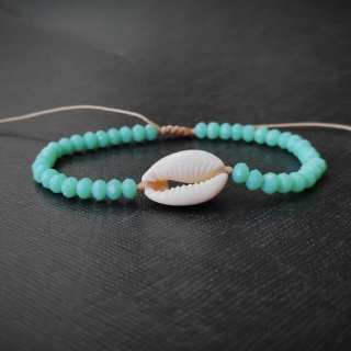 Summer bracelet with white shell and green-petrol glass beads Code: SHELL4005 Price: From 6€ to 4.20€ only ______________________________ Καλοκαιρινό βραχιόλι με κοχύλι και πετρόλ γυάλινες χάντρες Κωδικός: SHELL4005 Τιμή: Από 6€ μόνο 4.20€ ______________________________ #jcmacrame #juliascollection #macrame #macrameshell #shell #macramejewelry #shells #macramebracelet #bracelet #braceletoftheday #macramelove #macramedesign #white #whiteshell #greenjewelry #greenmacrame #lovepetrol #lovegreen #green #petrol #greenonly #loveit #❤️