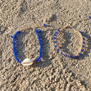 Summer macrame bracelet set with white shell and navy blue glass beads Code: SHELLS4007 Price: From 9€ to 6.20€ only  ______________________________ Καλοκαιρινό μακραμέ σετ βραχιολιών με κοχύλι και navy blue γυάλινες χάντρες Κωδικός: SHELLS4007 Τιμή: Από 9€ μόνο 6.20€ ______________________________ #jcmacrame #juliascollection #macrame #macrameshell #shell  #macramejewelry #shells #macramebracelet #bracelet #braceletoftheday #macramelove #macramedesign #white #whiteshell #bluejewelry #bluemacrame #loveblue #blue  #blueonly #navyblue #loveit #❤️